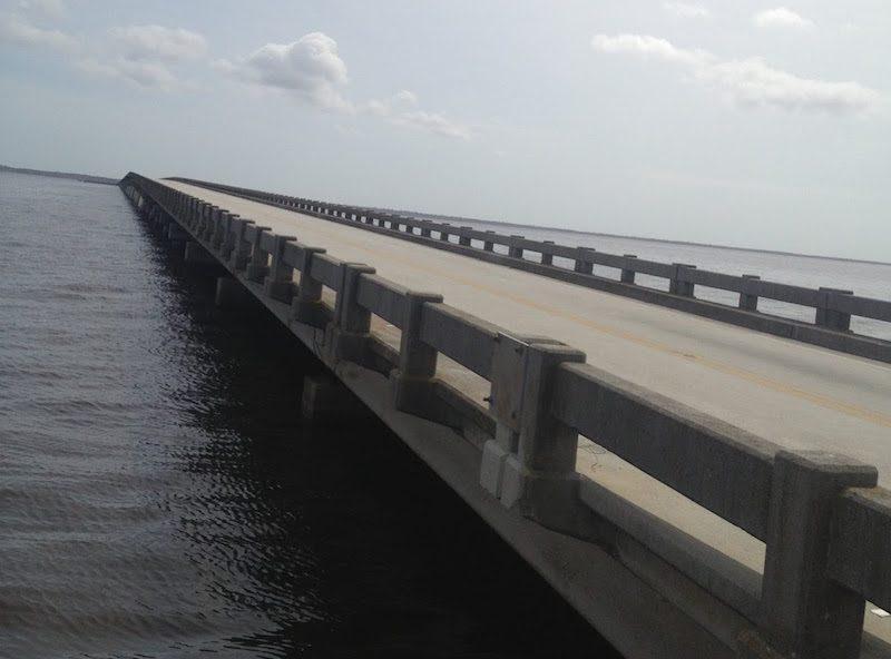 ALLIGATOR RIVER BRIDGE