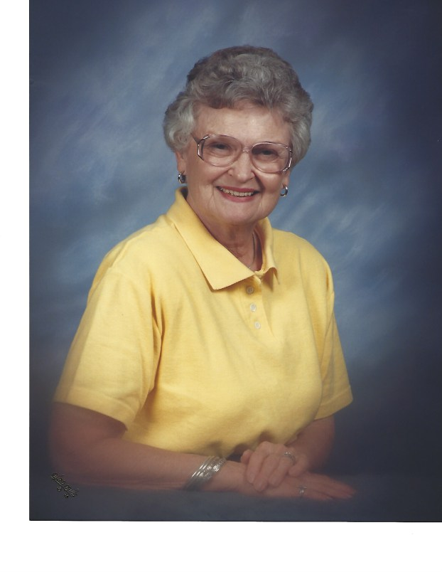 Ann Potterfield Gregory