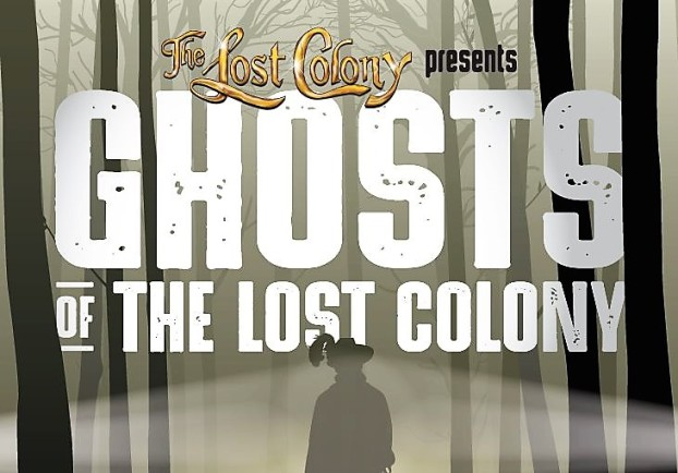 ghosts of the lost colony