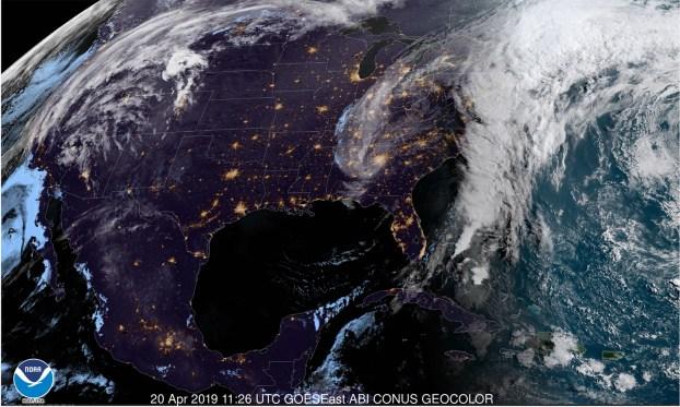 storm system