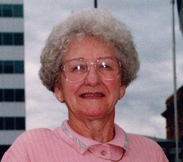 Edith Wilbur Meekins