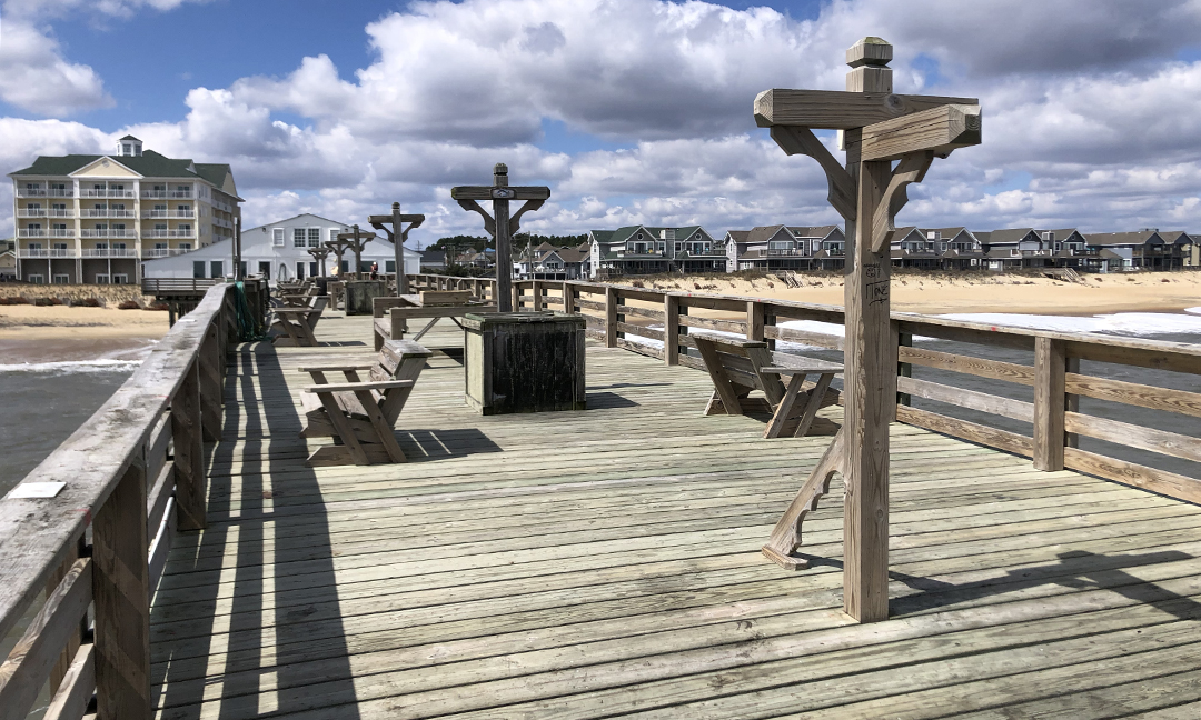 Piers of the Outer Banks: Kitty Hawk Pier - The Coastland Times   The Coastland Times - The Coastland Times