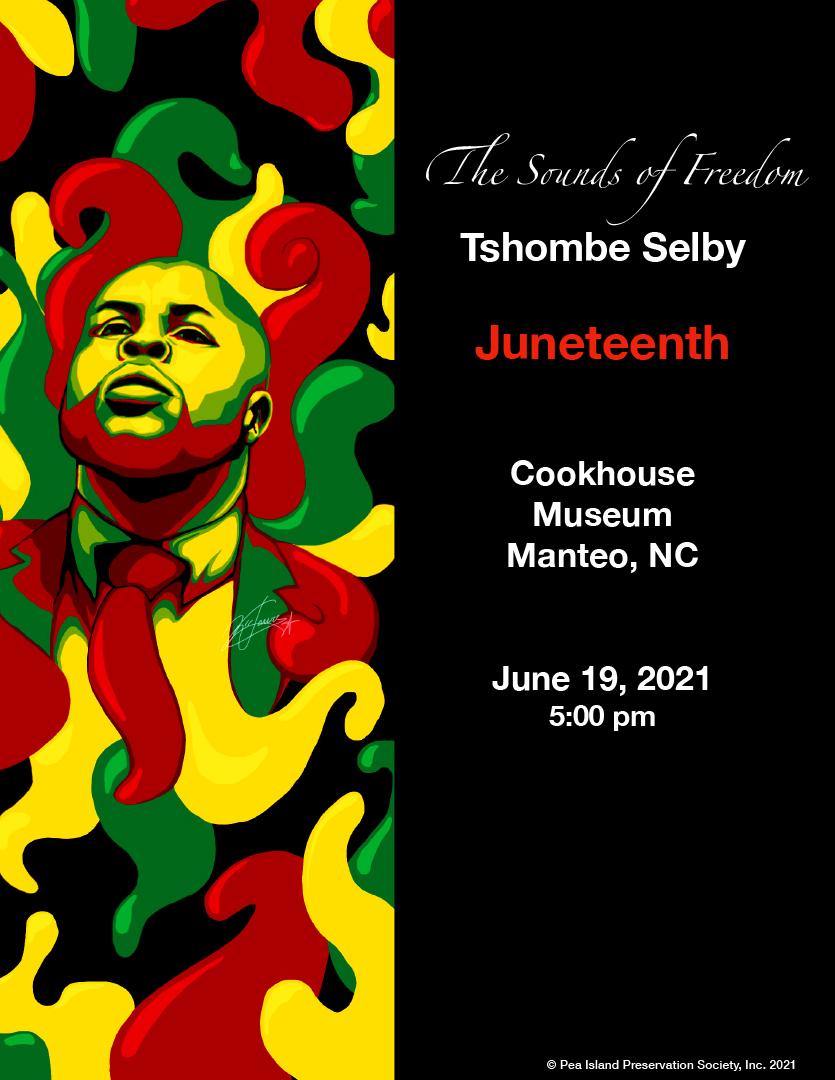 Juneteenth celebration set at Cookhouse Museum – The Coastland Times