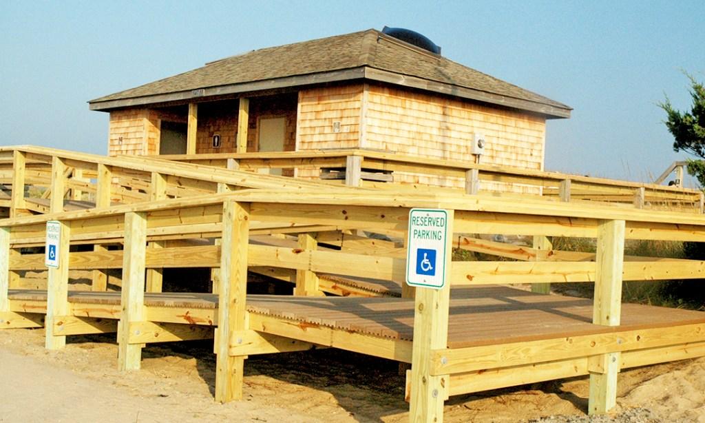 Frisco Beach Access